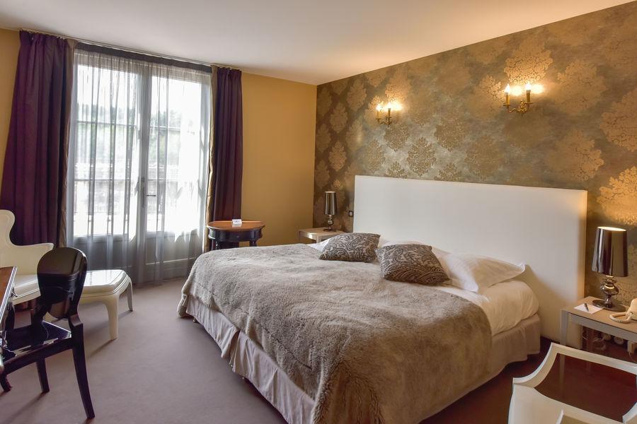 Hôtel Golf Château de Chailly **** Chambre