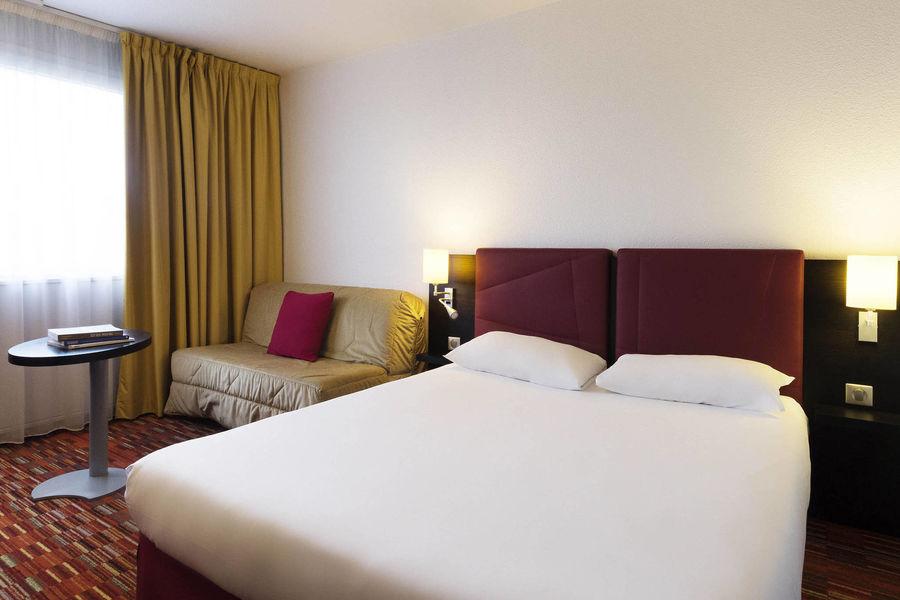 Hôtel ibis Styles Angouleme Nord Chambre