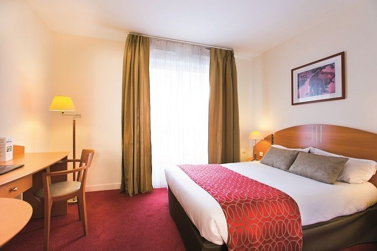 Villa Modigliani *** Chambre