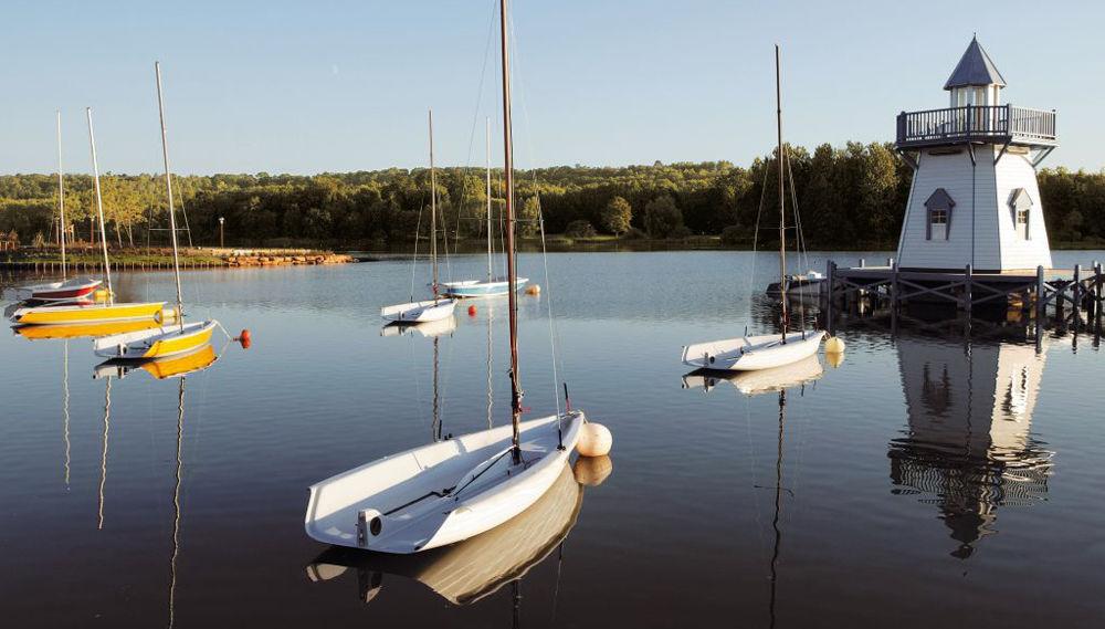 Center Parcs Domaine Le Lac D'Ailette 30