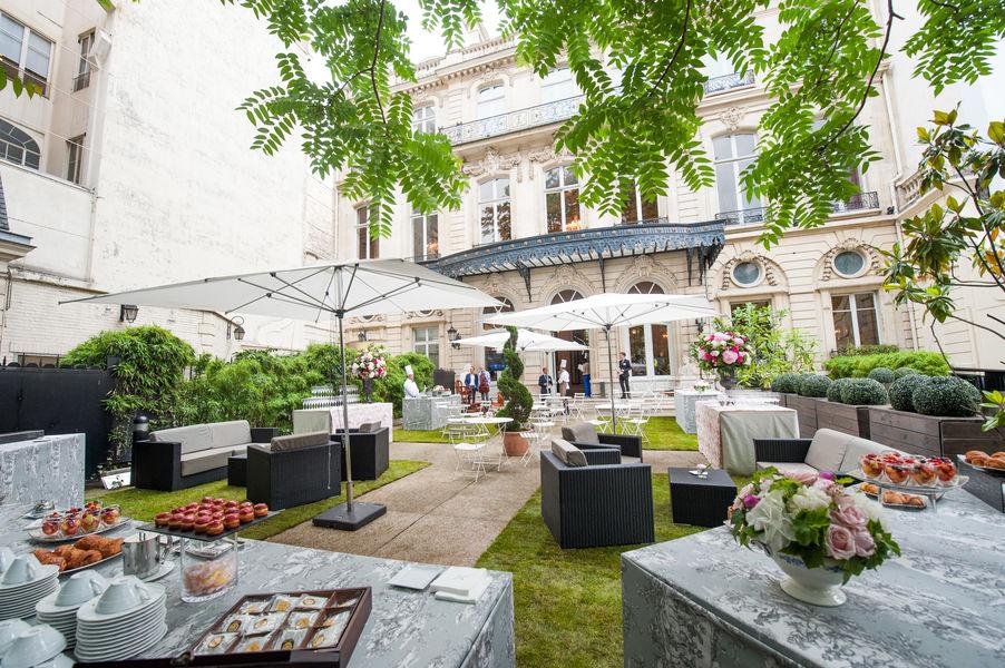 Hôtel Le Marois – France Amériques 15