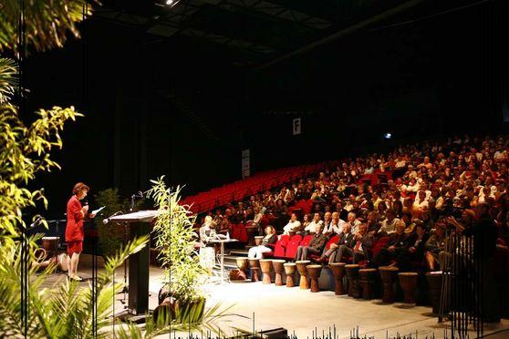 Salle séminaire  - Espace Carat - Parc Des Expositions Et Des Congrès Angoulême