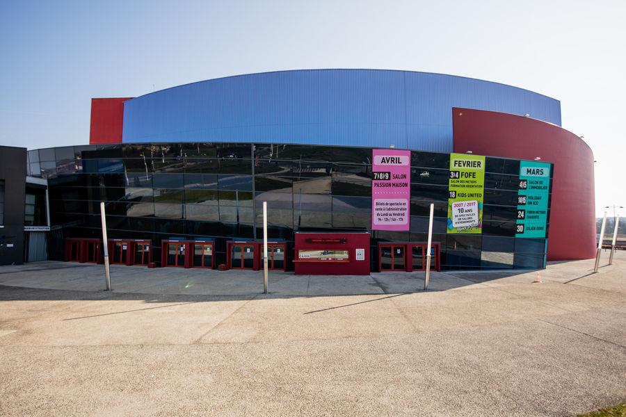 Espace Carat - Parc Des Expositions Et Des Congrès Angoulême 4