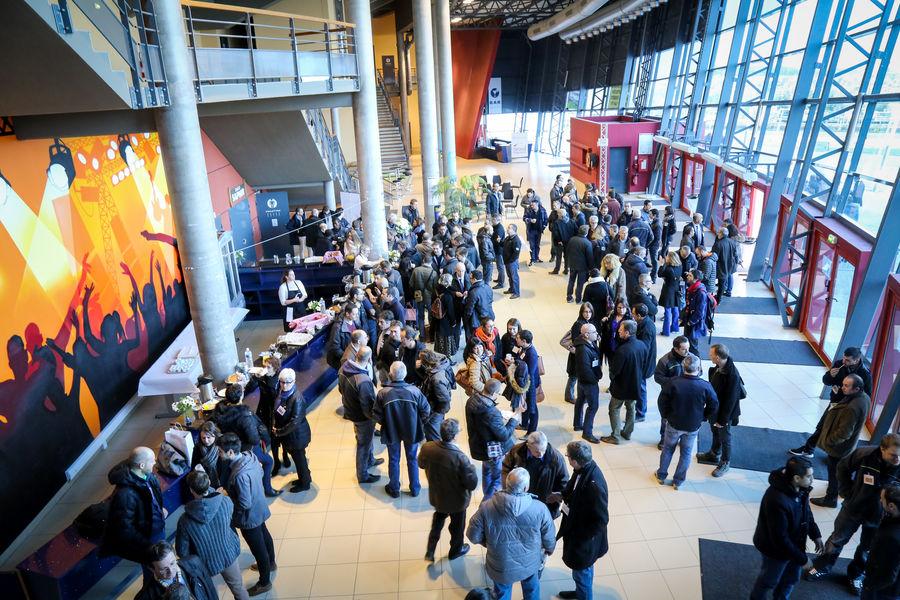 Espace Carat - Parc Des Expositions Et Des Congrès Angoulême 6