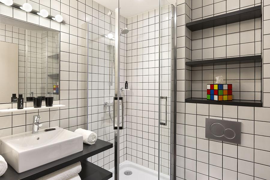 Hôtel Rocky Pop *** Salle de bain
