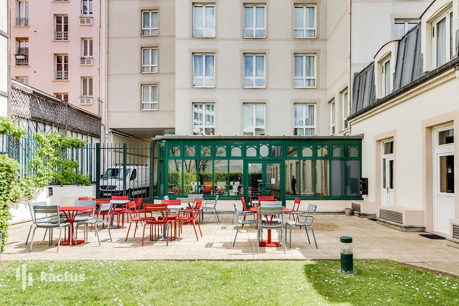 Ibis Gare de Lyon Ledru Rollin *** 26