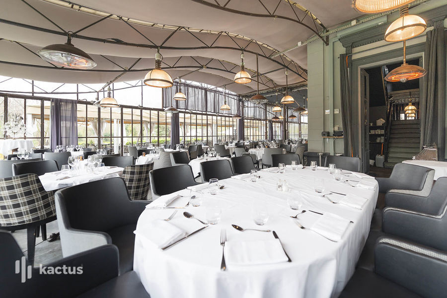 Restaurant l'Île Véranda