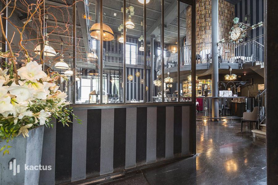 Restaurant l'Île Salle principale