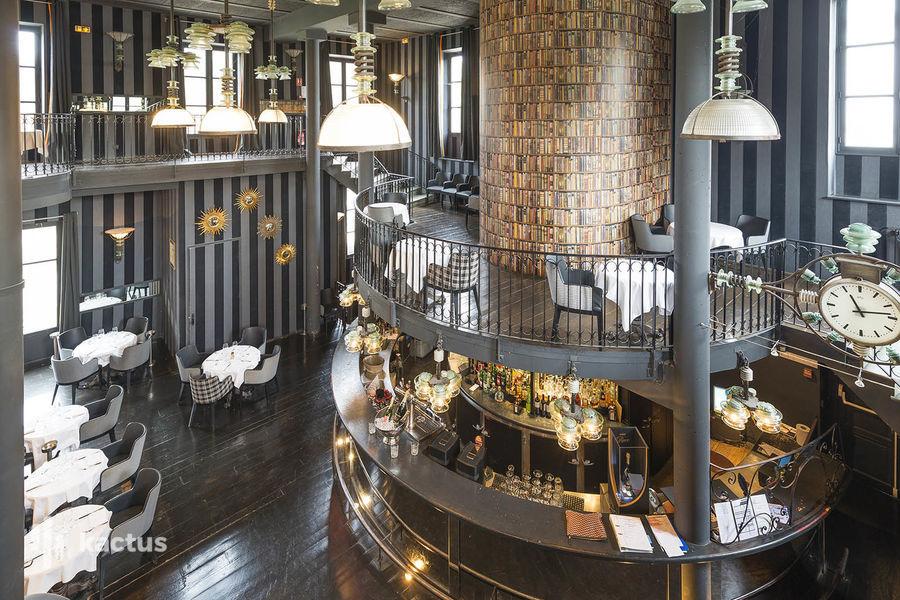 Restaurant l'Île Mezzanine