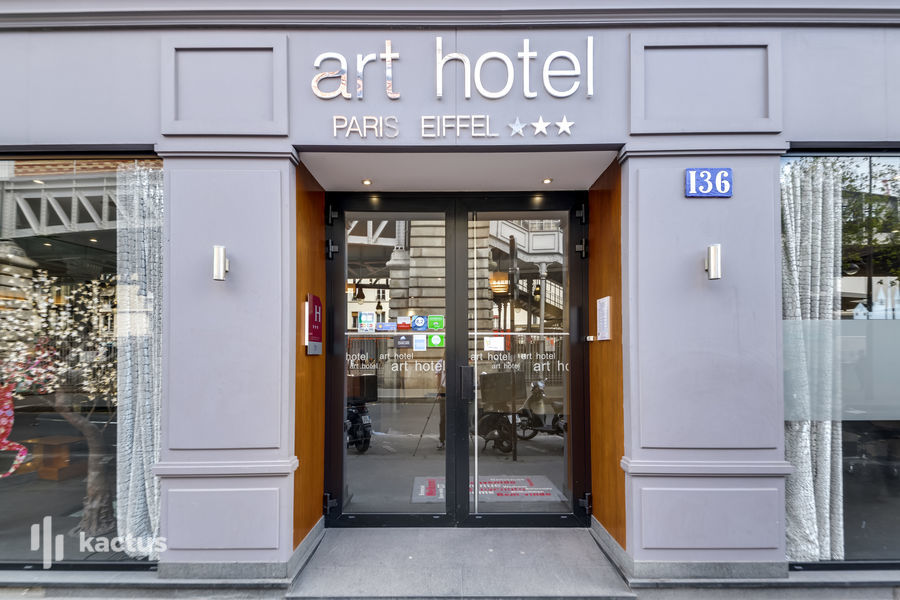 Art Hôtel Eiffel *** 13