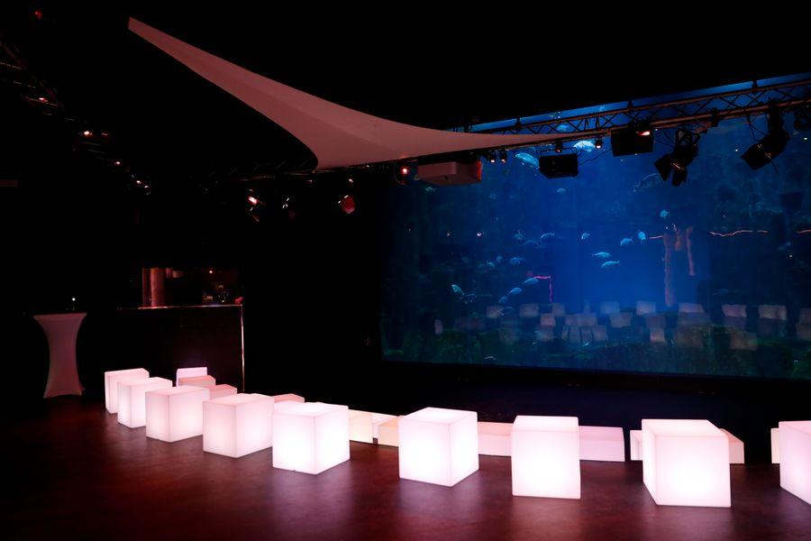 Aquarium de Paris  Lounge