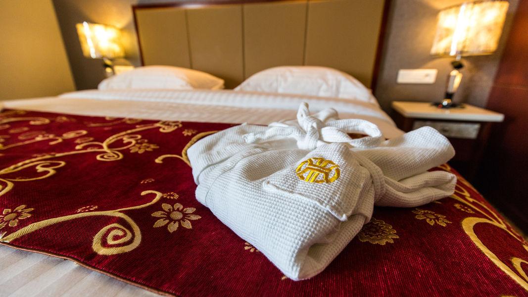 Chinagora Hotel **** 8