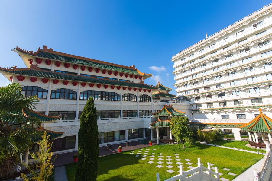 Chinagora Hotel **** 9