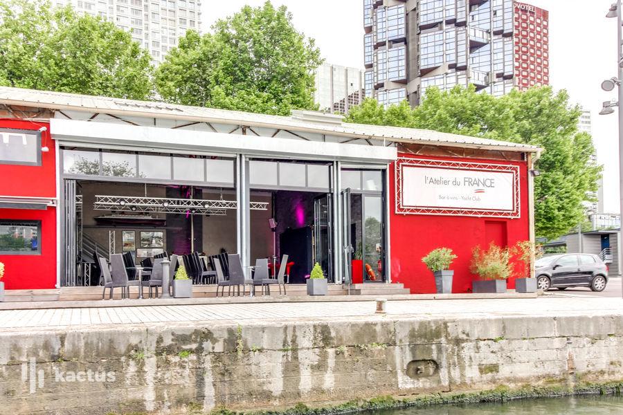 Atelier du France 22