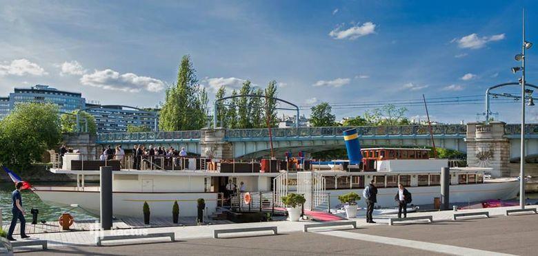 Salle séminaire  - Yacht Clipper Paris
