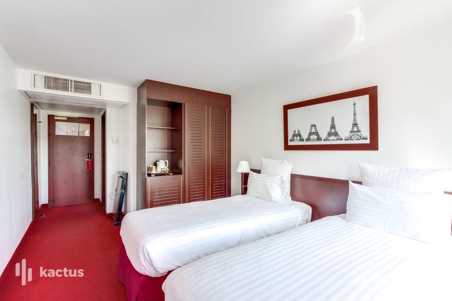 Hôtel Concorde Montparnasse **** 20