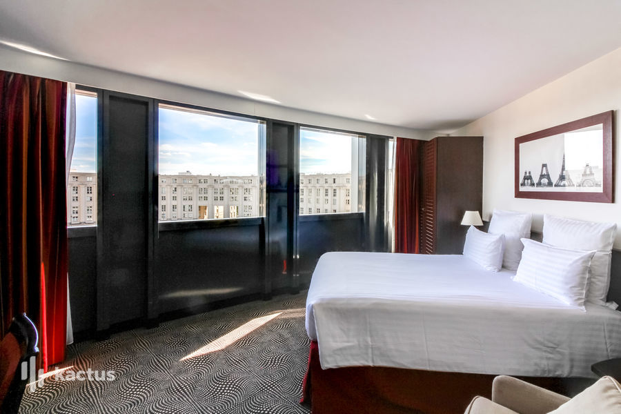 Hôtel Concorde Montparnasse **** 30