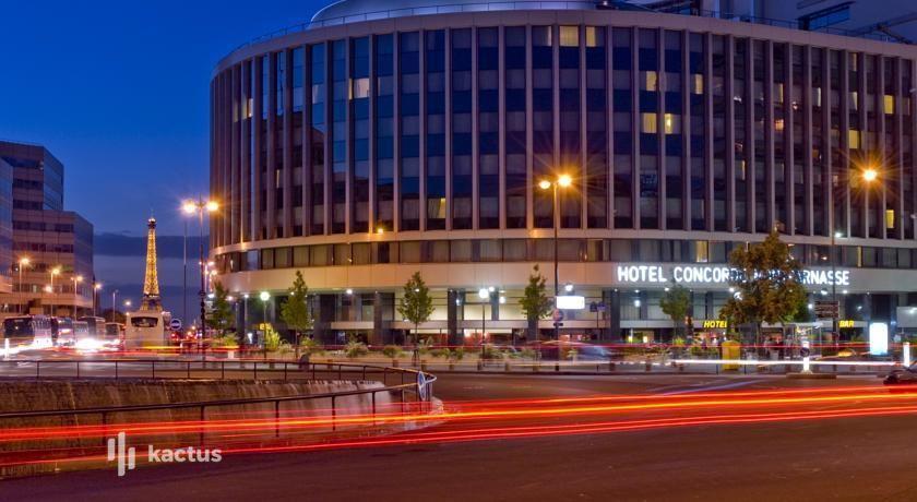 Hôtel Concorde Montparnasse **** 43