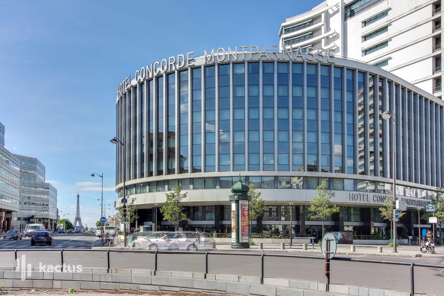 Hôtel Concorde Montparnasse **** 38