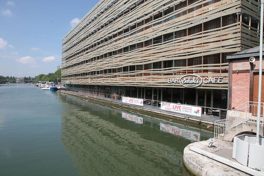 Belushi's Canal  7