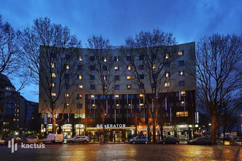 Generator Hostel Paris 60