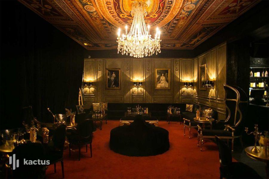 Héritage  Salle principale