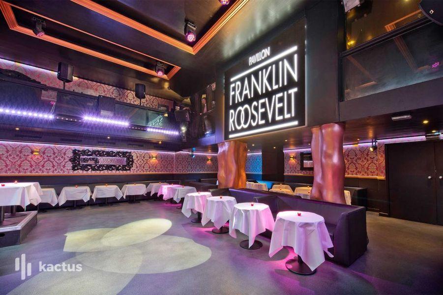 Pavillon Franklin Roosevelt Rez-de-chaussée
