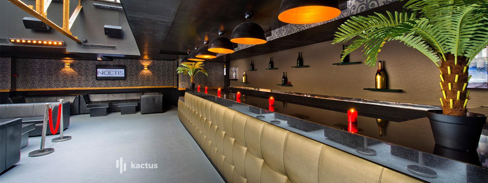 Pavillon Franklin Roosevelt Bar