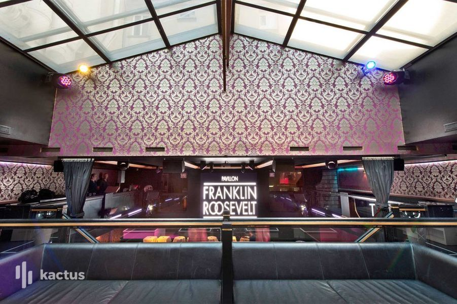 Pavillon Franklin Roosevelt Mezzanine