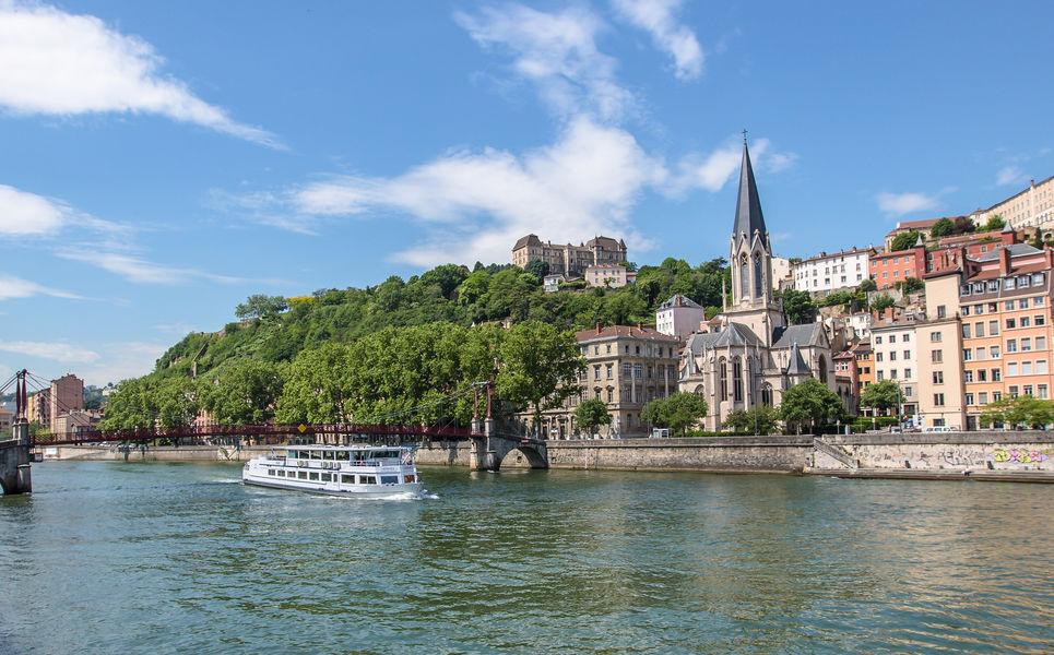 Lyon City Boat - Bateau Hermès 3