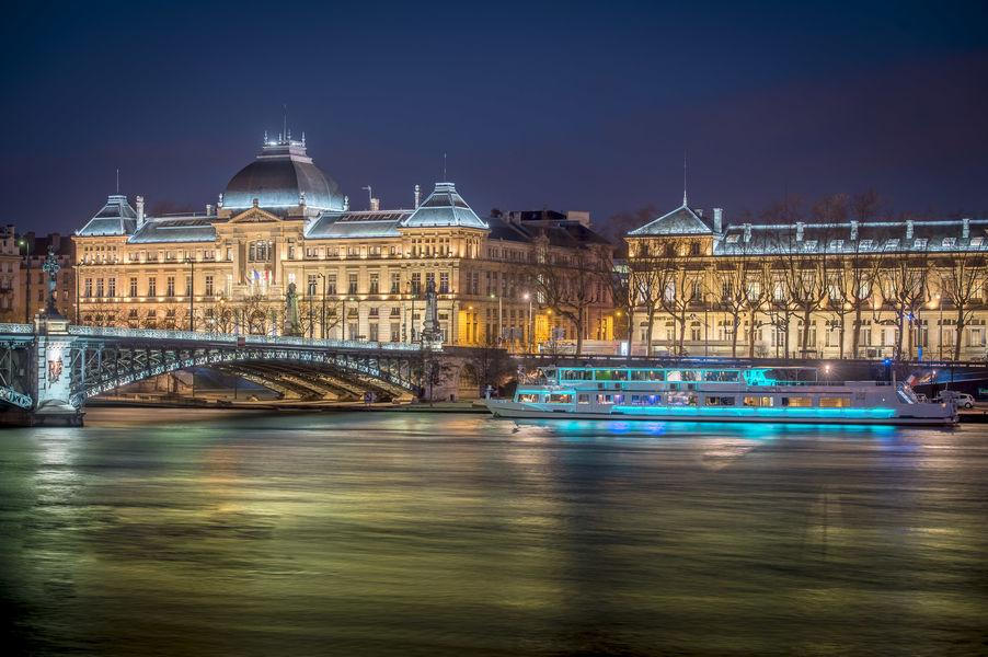 Lyon City Boat - Bateau Hermès 6