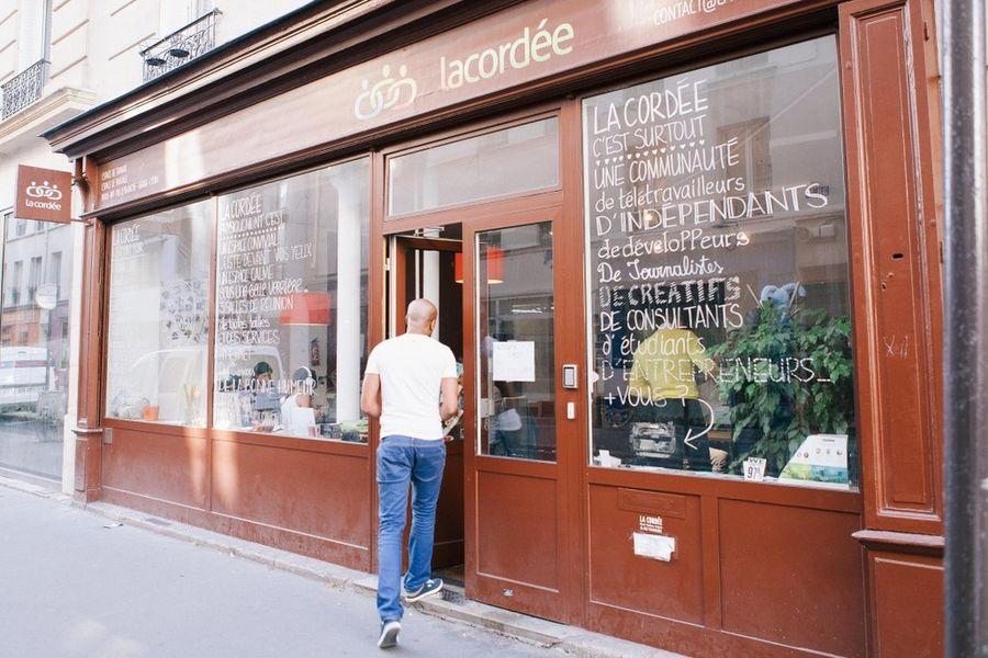La Cordée Paris Gare de Lyon 7