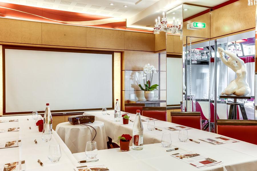 Brasserie La Lorraine 12