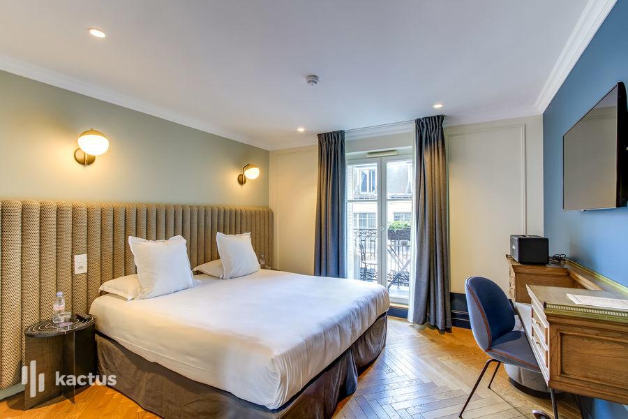 Hôtel Bachaumont **** 11