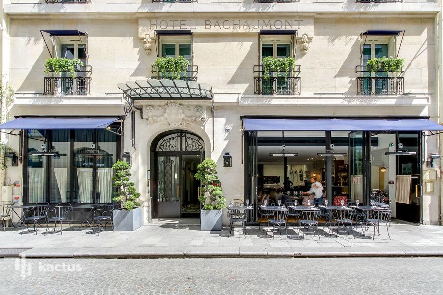 Hôtel Bachaumont **** 18
