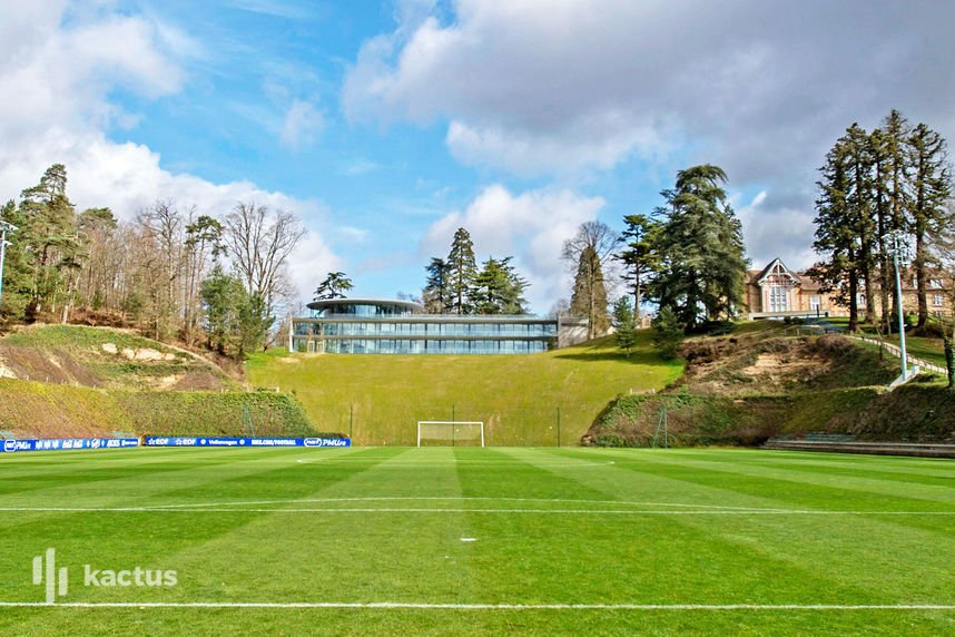 Centre National du Football Clairefontaine 52