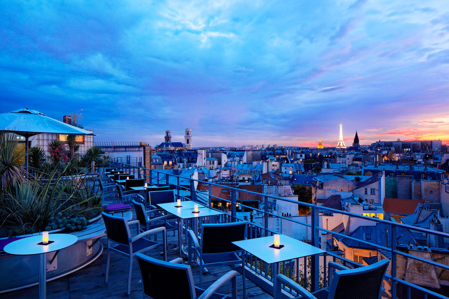 Holiday Inn Paris Notre Dame **** 20