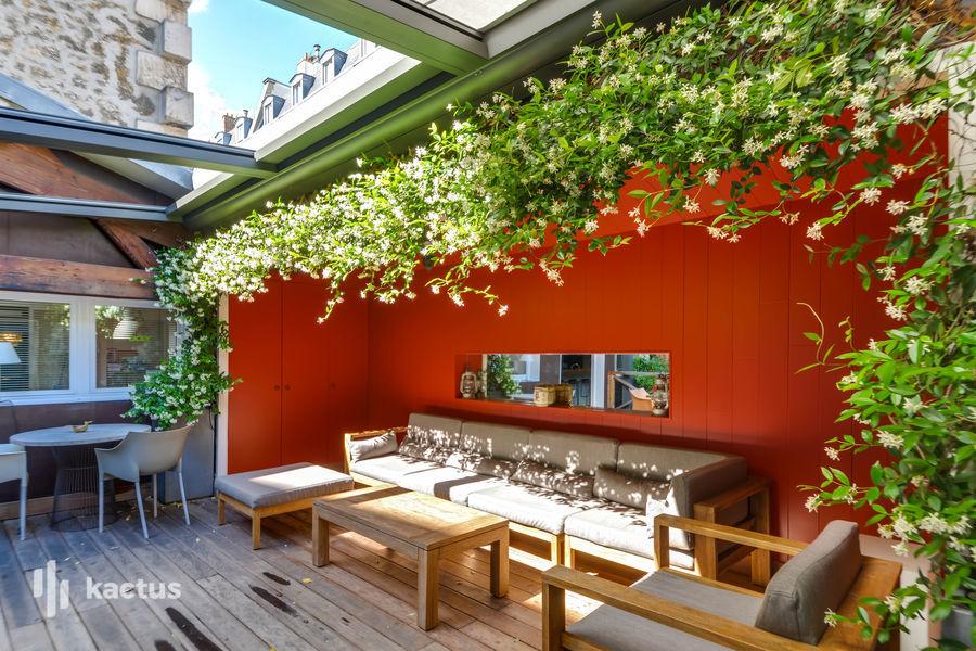Lieu Privé - Le Loft La Suite - Terrasse