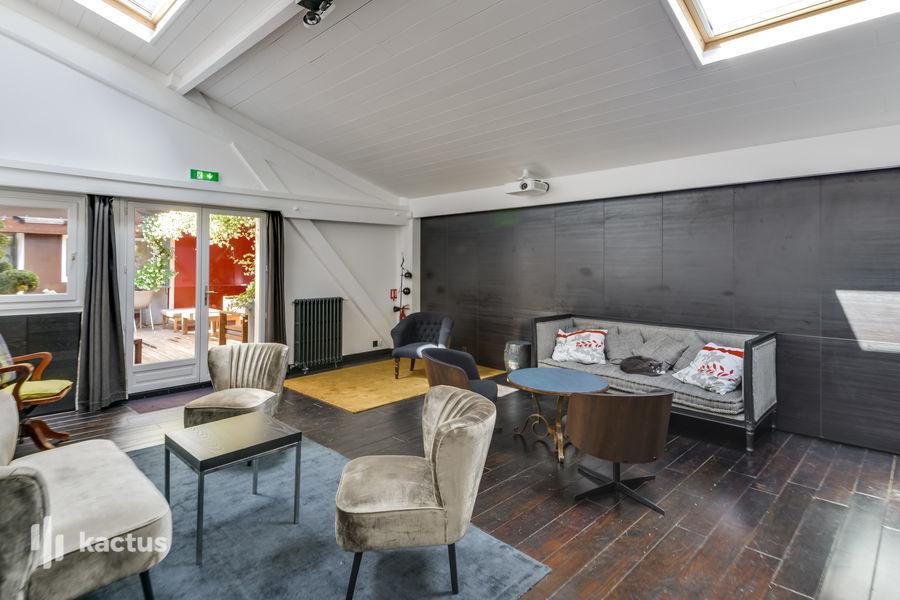 Lieu Privé - Le Loft La Suite - Petit Salon