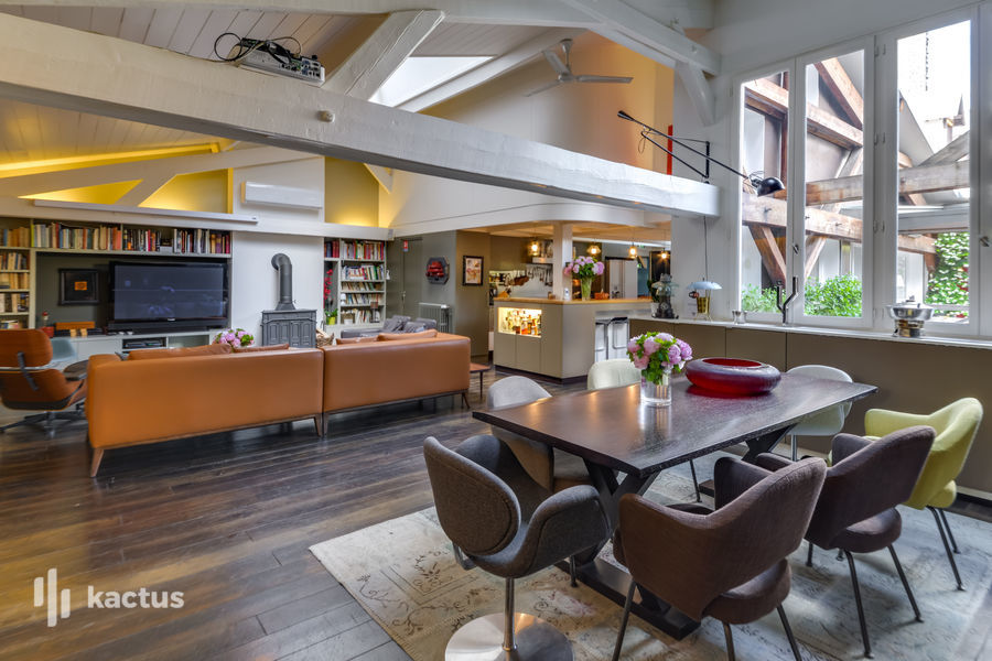Lieu Privé - Le Loft La Suite - Salon