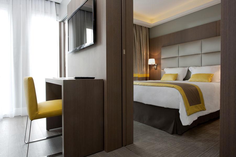 Edmond Hotel **** 8