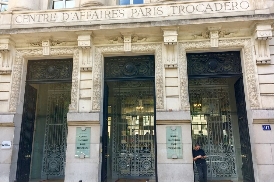 Business Center Paris Trocadéro 3