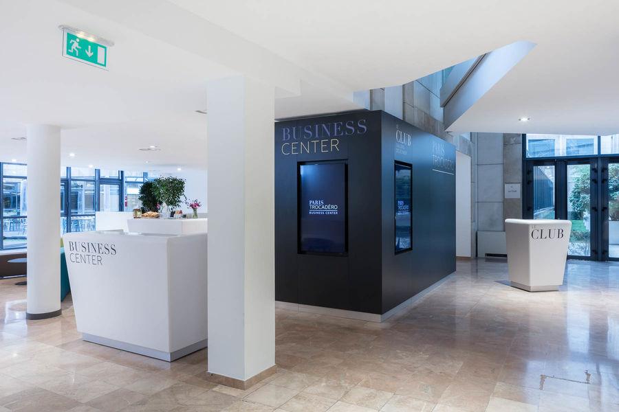 Business Center Paris Trocadéro 9