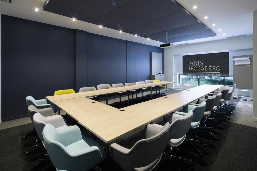 Business Center Paris Trocadéro 20