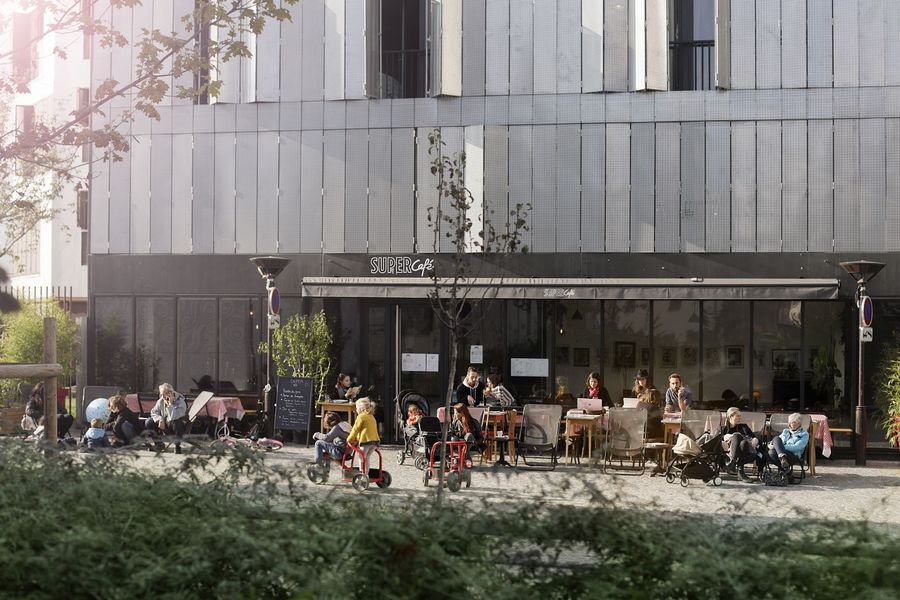 Super Café Terrasse