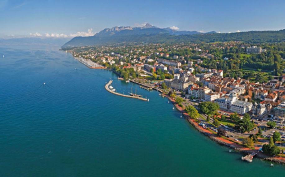 Hilton Evian-Les-Bains 7