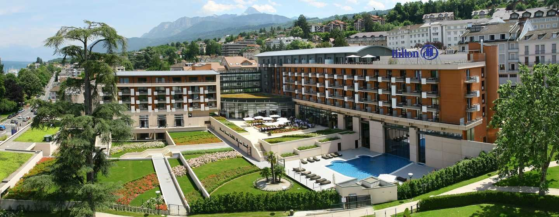 Hilton Evian-Les-Bains 9