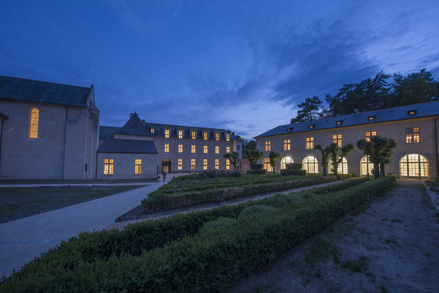 Abbaye de Fontevraud 1