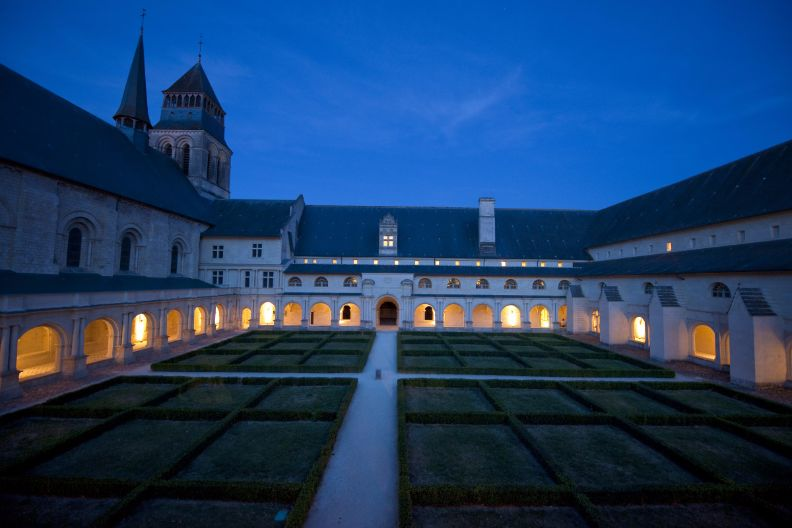 Abbaye de Fontevraud 3