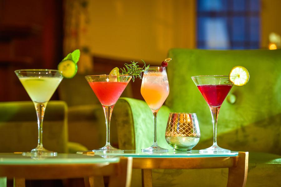 Hôtel Golf Château de Chailly **** Cocktails